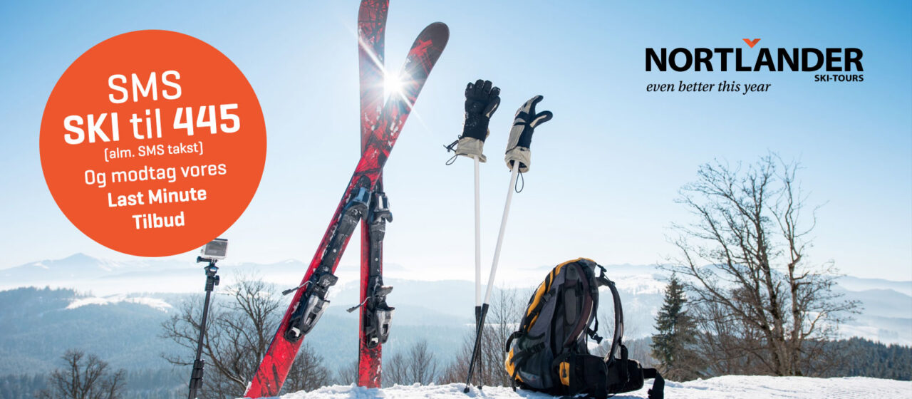 Northlander bruger CPSMS i deres markedsføring